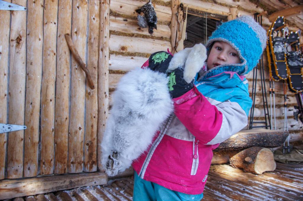 Kanada, Leben in der Wildnis - 07.03.2020